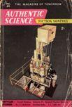 Authentic Science Fiction, December 1955