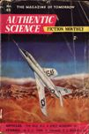 Authentic Science Fiction, January 1956