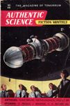 Authentic Science Fiction, February 1956