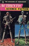 Authentic Science Fiction, May 1956