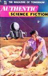 Authentic Science Fiction, June 1956