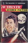 Authentic Science Fiction, July 1956