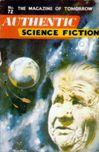Authentic Science Fiction, August 1956