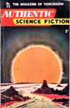 Authentic Science Fiction, September 1956