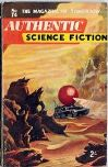 Authentic Science Fiction, November 1956