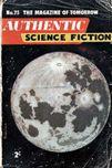 Authentic Science Fiction, December 1956