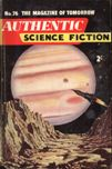 Authentic Science Fiction, January 1957