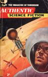 Authentic Science Fiction, February 1957