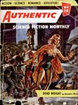 Authentic Science Fiction, March 1957