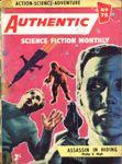 Authentic Science Fiction, April 1957