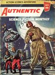 Authentic Science Fiction, May 1957