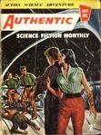 Authentic Science Fiction, June 1957