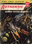 Authentic Science Fiction, July 1957