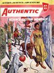 Authentic Science Fiction, August 1957