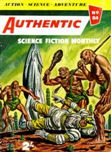 Authentic Science Fiction, September 1957