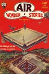 Air Wonder Stories, July 1929