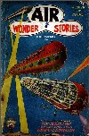 Air Wonder Stories, August 1929