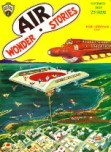 Air Wonder Stories, September 1929