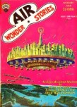 Air Wonder Stories, November 1929