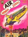 Air Wonder Stories, March 1930