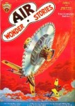 Air Wonder Stories, April 1930
