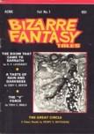 Bizarre Fantasy Tales, Fall 1970