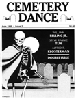 Cemetery Dance, June 1989