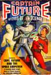 Captain Future, Winter 1940
