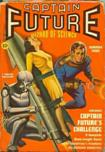 Captain Future, Summer 1940