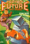 Captain Future, Spring 1941