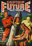 Captain Future, Fall 1941