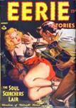 Eerie Stories, August 1937