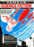 Famous Science Fiction, Winter 1966