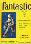 Fantastic, April 1954