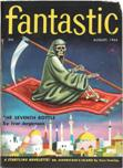 Fantastic, August 1954