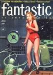 Fantastic, June 1957
