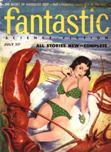 Fantastic, July 1957