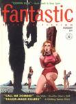 Fantastic, August 1957