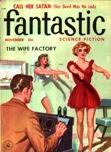Fantastic, November 1957