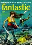 Fantastic, June 1958