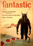 Fantastic, August 1958