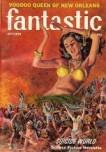 Fantastic, October 1958