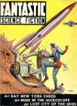 Fantastic Science Fiction, August 1952