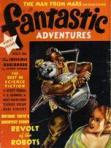 Fantastic Adventures, May 1939