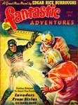 Fantastic Adventures, July 1939