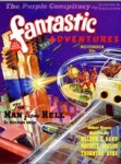 Fantastic Adventures, November 1939