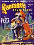 Fantastic Adventures, January 1940