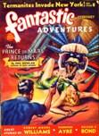 Fantastic Adventures, February 1940