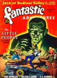 Fantastic Adventures, March 1940