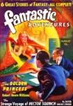 Fantastic Adventures, August 1940